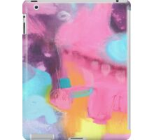 Abstract #4 iPad Case/Skin