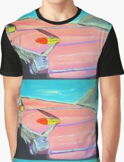 Pink Cadillac Graphic T-Shirt
