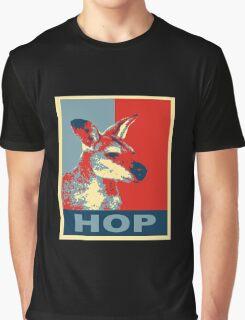 HOP - Yes We Kan-garoo Graphic T-Shirt