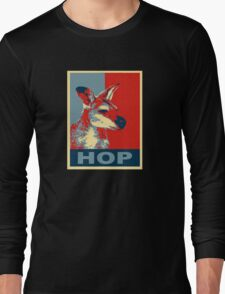 HOP - Yes We Kan-garoo Long Sleeve T-Shirt