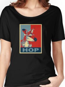 HOP - Yes We Kan-garoo Women's Relaxed Fit T-Shirt