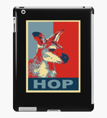 HOP - Yes We Kan-garoo iPad Case/Skin