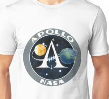 Apollo Program Logo Unisex T-Shirt