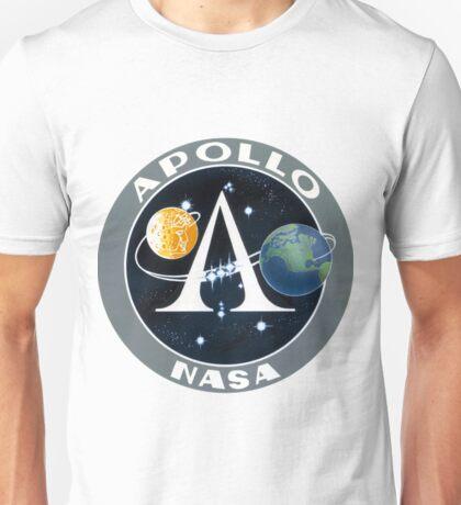 Apollo Program Logo Unisex T-Shirt
