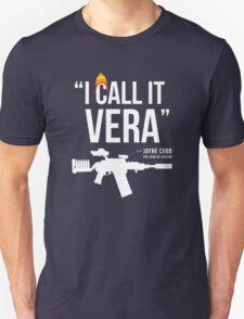 Jayne + Vera (white letters) T-Shirt