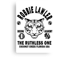Robbie Lawler Boxing Academy Canvas Print