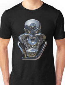 Cartoon Motorhead Unisex T-Shirt