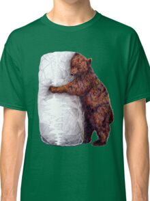 BEAR-rito Bear Hugs Classic T-Shirt
