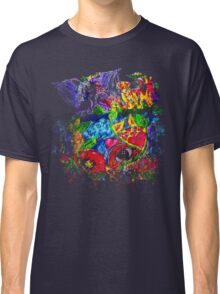 Trippy, psychedelic, arty Classic T-Shirt