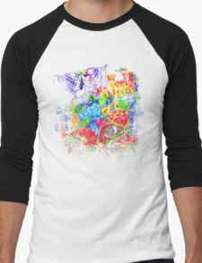 Trippy, psychedelic, arty T-Shirt