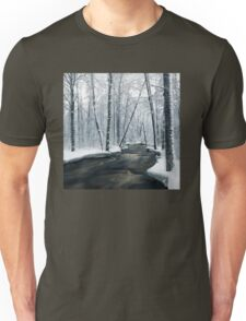 Dark river Unisex T-Shirt