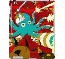 Cyborg Octopus iPad Case/Skin