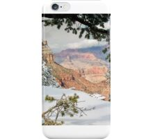 Early Snow, Grand Canyon iPhone Case/Skin