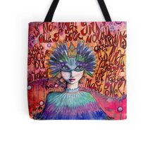 Whisper Sweet Affirmations Tote Bag