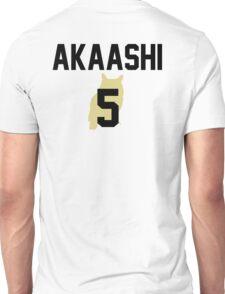 Haikyuu!! Jersey Akaashi Number 5 (Fukurodani) Unisex T-Shirt