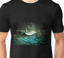 Short Sunderland Flying Boat (2) Unisex T-Shirt