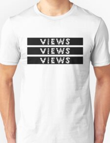 Views from the six Unisex T-Shirt