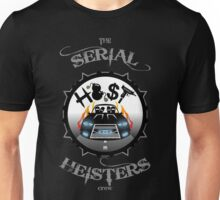 THE SERIAL HEISTERS CREW GREY Unisex T-Shirt