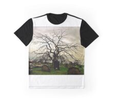 Tree Watching Over Us Graphic T-Shirt