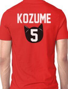 Haikyuu!! Jersey Kenma Number 5 (Nekoma) Unisex T-Shirt