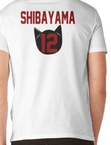 Haikyuu!! Jersey Shibayama Number 12 (Nekoma) Mens V-Neck T-Shirt