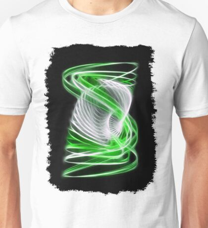 Twisted 1 Green Unisex T-Shirt