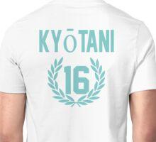 Haikyuu!! Jersey Kyotani Number 16 (Aoba) Unisex T-Shirt