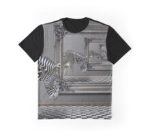 Zebra black or white stripes? Graphic T-Shirt