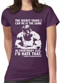 The Worst Thing Womens Fitted T-Shirt
