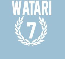 Haikyuu!! Jersey Watari Number 7 (Aoba) Unisex T-Shirt