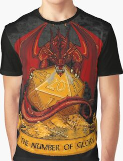 roll the dice! Graphic T-Shirt