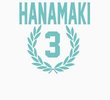 Haikyuu!! Hanamaki Jersey Number 3 (Aoba) Unisex T-Shirt