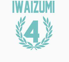 Haikyuu!! Iwaizumi Jersey Number 4 (Aoba) Unisex T-Shirt