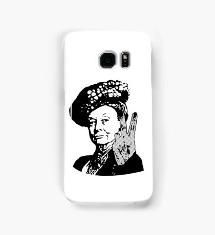 If you may Your Majesty Samsung Galaxy Case/Skin