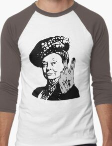 If you may Your Majesty Men's Baseball ¾ T-Shirt