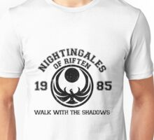 Nightingales of riften Unisex T-Shirt
