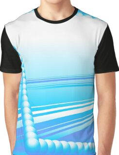 Celestial pearls Abstract design Graphic T-Shirt