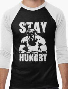 Stay Hungry Men's Baseball ¾ T-Shirt