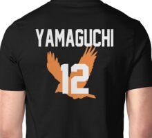 Haikyuu!! Jersey Yamaguchi Number 12 (Karasuno) Unisex T-Shirt