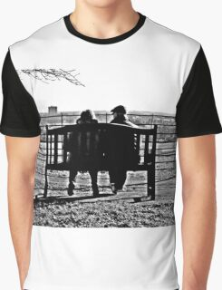 Grow Old Together Graphic T-Shirt