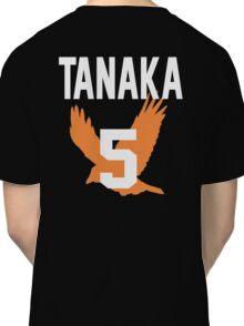 Haikyuu!! Jersey Tanaka Number 5 (Karasuno) Classic T-Shirt