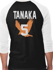 Haikyuu!! Jersey Tanaka Number 5 (Karasuno) Men's Baseball ¾ T-Shirt