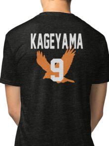 Haikyuu!! Jersey Kageyama Number 9 (Karasuno) Tri-blend T-Shirt