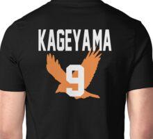 Haikyuu!! Jersey Kageyama Number 9 (Karasuno) Unisex T-Shirt