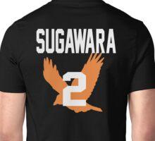 Haikyuu!! JerseySuga Number 2 (Karasuno) Unisex T-Shirt