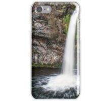 Grey Mare's Tail Waterfall Photograph Dumfries and Galloway iPhone Case/Skin