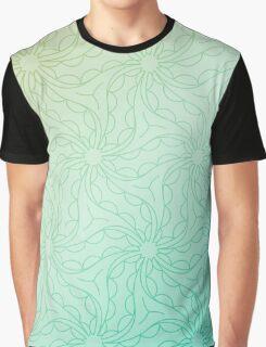 Aqua Graphic T-Shirt
