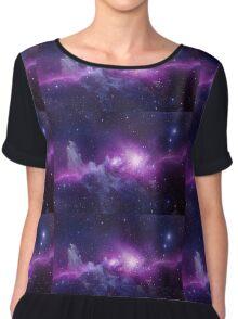 Galaxy Women's Chiffon Top