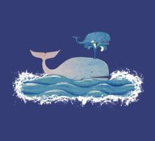 How Whales Have Fun by Shawna Rowe
