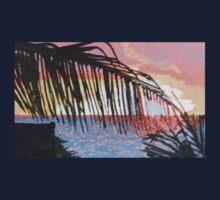 Caribbean sunrise over Atlantic One Piece - Long Sleeve